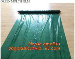 China ISO Biodegradable Garden Bags Breathable Perforated Agricultural Mulch Film on sale