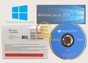 Quality Microsoft Windows Server 2016 R2 Datacenter CD DVD Version OEM New Key for sale