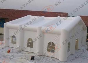 China Big Mobile Party Inflatable Tent Room Structure with Beautiful on sale
