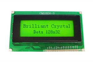 China 128x32 Graphical lcd module display (CM12832-3) on sale