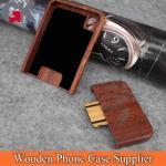 Caso móvil de madera para un X más