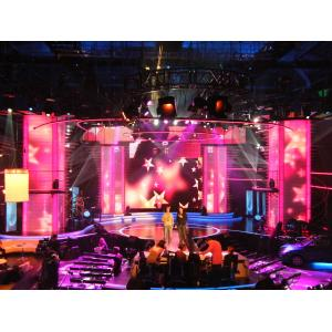 China Concert TV Show Stage Rental Led Screen Video Wall Max Power 780w / m2 on sale