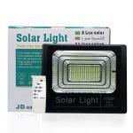 CRI80 200W Solar LED Flood Light / 120 Degree Beam Angle Solar Dusk To Dawn Lights