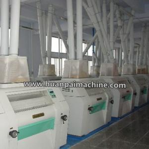 China Grain Flour Mill Complete Production Line,300t/24h Wheat Flour Milling Machine, Grain Flour on sale