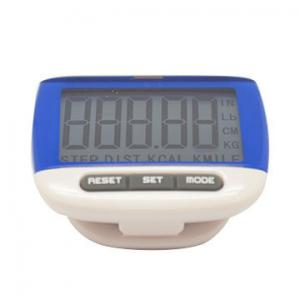 China digital step counter multifunction promotion pedometer on sale