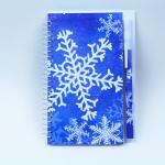 Custom Design Cute Spiral Paper Notebook School Student Business Using