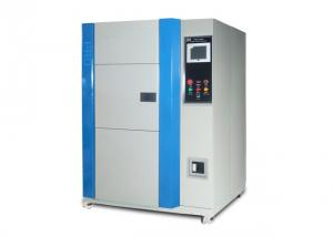 China Hight Low Tempreature Thermal Shock Chamber Three-zone chamber on sale