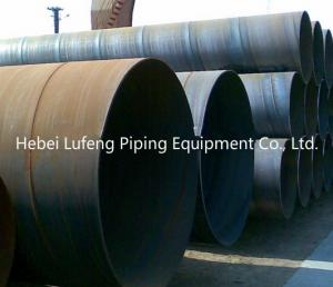 China Double Submerged Arc Welded Steel Pipe(LSAW Steel Pipe) on sale