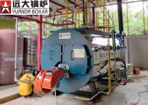 China 10Ton Fire Tube Steam Boiler Heavy Oil Fired Automatic Steam Boiler on sale