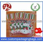 Degradable обслуживание партии кладет пластмассу в мешки подгонянную с фото для заедк