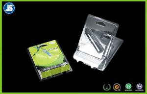 China Eco-friendly Vacuum Forming Soft Plastic PVC Blister Packaging , Iphone Case Box on sale