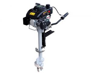 China 2.6 - 6m Boat Outboard Motor 20 km / H HSXW3.6 4.0 5.0 6.0 Marine Engine on sale