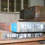 P20 /1.2311 Pre - Hardened Steel Plate For Injection Plastic Mould