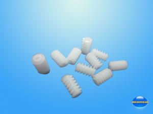 China Wholesale of standard 0.5M plastic worm and worm gear in various length on sale