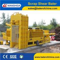 China Exportation de cisaillement de machine de presse de mitraille de la Chine Wanshida vers la Russie on sale