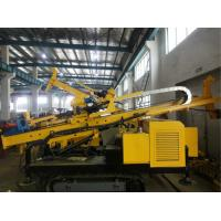 China Geothermal Engineering Anchor Drilling Rig Full Hydraulic 3500mm Feeding Stroke on sale