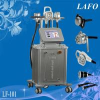 2015 HOTTEST! 5 in 1 vacuum rf cavitation slimming machine (CE Approval)