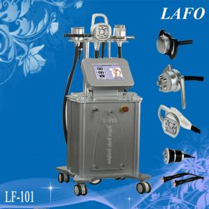 China 2015 HOTTEST! 5 in 1 vacuum rf cavitation slimming machine (CE Approval) on sale