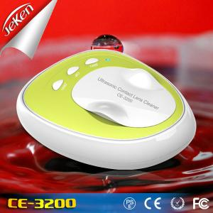China CE Certified Mini High Quanlity Contact Lens Ultrasonic Cleaner Rings Cleaning (Jeken CE-3200) on sale