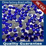 SGS Certificate flatback low lead rhinsetone;high quality lead free crystal stone;hot sale lead free hotfix rhinestone