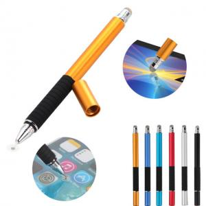 China Multi Function 4 In 1 Laser Pointer Pen / Touch Screen Pen Stylus For IPad on sale