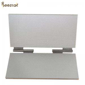 China Economic  Manual Beeswax Comb Foundation Press Machine In Flat Form on sale