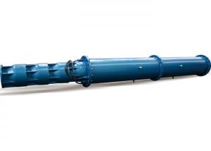 China Electric Cast Iron Multistage Submersible Pump For Mining Dewatering Water on sale