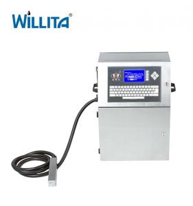 China Medicial Industry Paper Box inkjet lot number printer expiry date ink jet coder machine on sale