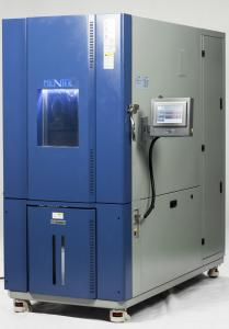 China 62 DB Low Noise Environmental Test Chamber , Temperature And Humidity Chamber 408L on sale