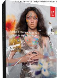 China Adobe Systems Software , cs6 Design And Web Premium on sale