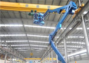 China Z-45E Man Lift Equipment 5.54*1.75*2.0m Steadily Turn Around Advanced on sale