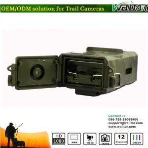 China Newest 3G Network Surveillance Camera, 12MP and 1080P For Ourdoor Or Home Spying on sale