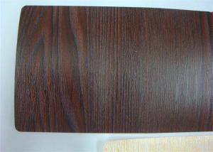 China Furniture Cover Matte Lamination Film Wood Grain Pvc Lamination Film on sale