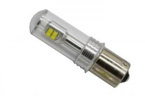 China 12 Volt LED Turn Signal Bulbs 40w 1156 / 1157 White And Yellow Color on sale