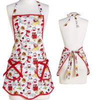 cartoon apron
