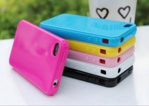China Durable PC Precision Molded Anti-static Washable Apple Iphone Protective Cases on sale