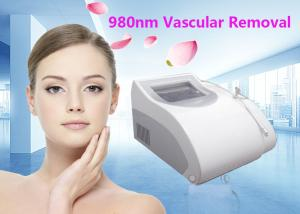 China 980nm Diode Laser Portable High Frequency Machine for Vascular Removal on sale
