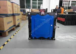 China High Definition P6 Outdoor Smd Led Display Rental , Led Video Panels With 576x576 Die Caste on sale