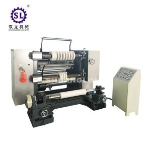 Automatic BOPP Film Laminated Film Slitting Machine with Automatic Tension