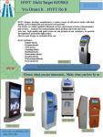kiosksysteme/ kiosk terminals