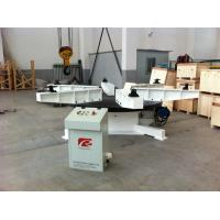 Mechanical Horizontal Rotary Table / Precision Rotary Work Table With 10 Ton Capacity