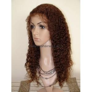 China Brazilian Hair Human Lace Front Wig on sale