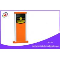 Intelligent car parking ticket machines with barrier gate / management software