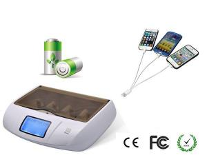 China Disposable Alkaline Battery Charger Save Your Dead Battery on sale