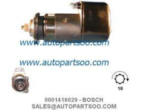 China 0001416029 4774976 - BOSCH Starter Motor 24V 5.4KW 10T MOTORES DE ARRANQUE on sale