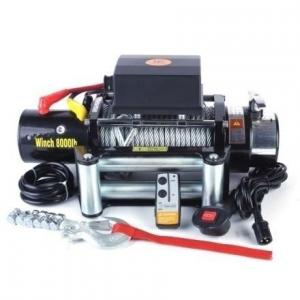 China Electric Winch(8000 lbs 12V/24V DC up-seting style) on sale