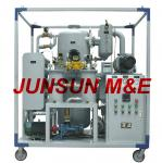 High Vacuum and Good Performance Transformer Oil Dehydrator / Oil Purifier with Superior Quality