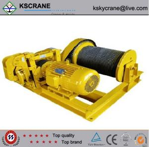 China New Condition Rope Winch on sale