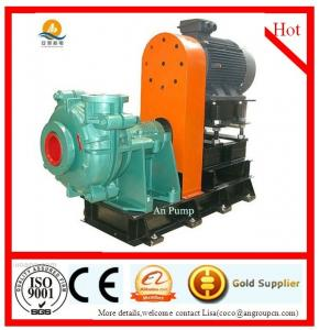 China Filter Press Feed -6/4 slurry pump on sale