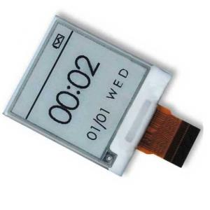 China 1.54  E Ink Display High Resolution SSD1675 Driver IC For Price Label / Tag on sale